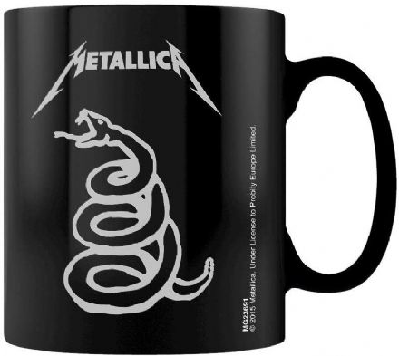 Metallica Don't Tread on Me Ceramic Mug